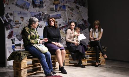 Theatre for Dialogue Confront the Unrest in Ukraine
