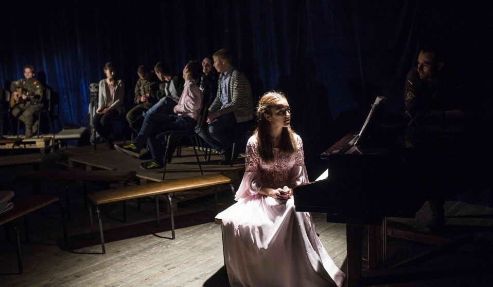 How Theatre Is Uniting The Youth of a War-torn Ukraine