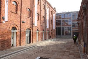 Fabryka Sztuki [the Art Factory] in Łódź. Photo by Krzysztof Szymczak.