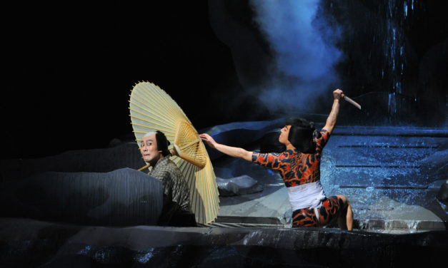 Spectacle and Tradition at the 2014 Lincoln Center Festival