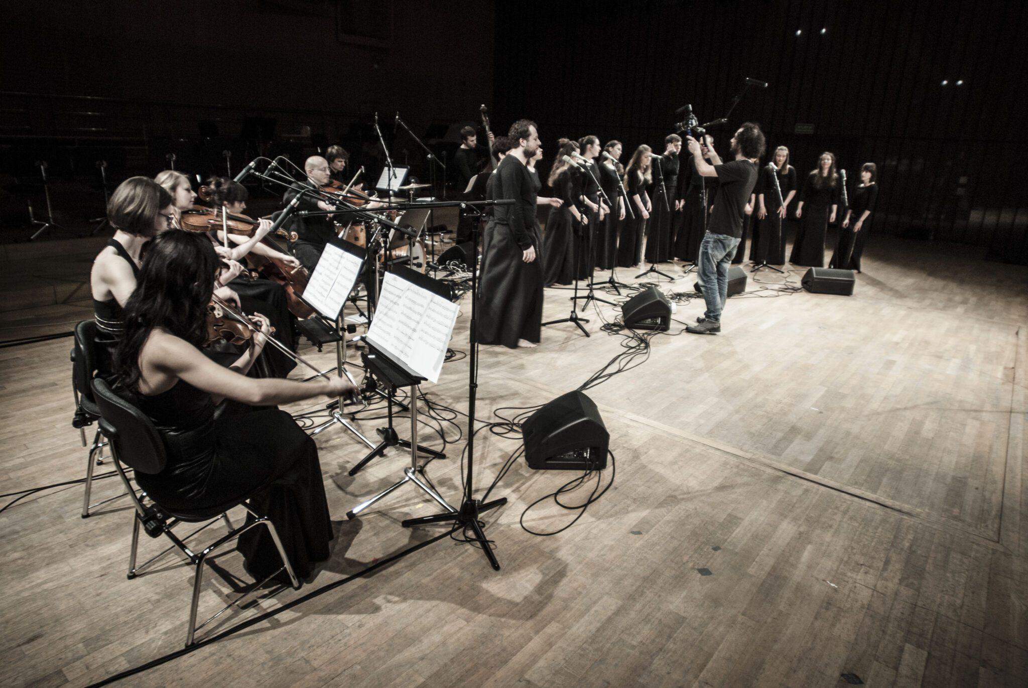 """Gilgamesz"" by Teatr Chorea (2013). Photo by Teatr Chorea."