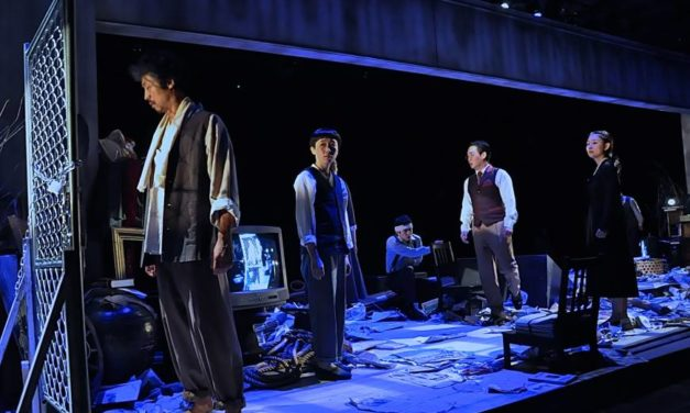 Japan's Theater Scene Begins to Decentralize