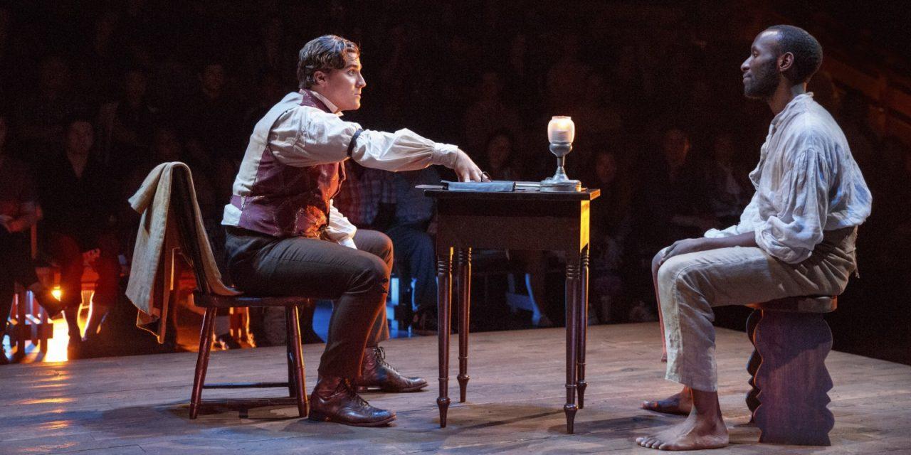 """""""Nat Turner in Jerusalem"""" at New York Theatre Workshop"""
