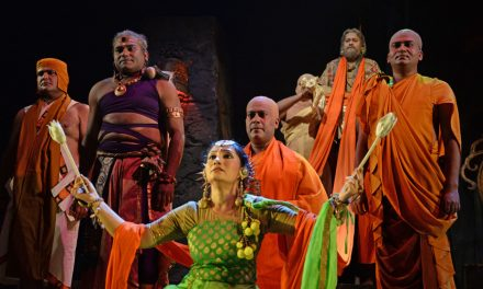 "India: Rangapat Theatre's ""Dharmashoke"": A New and Fresh Look into His/Herstory"