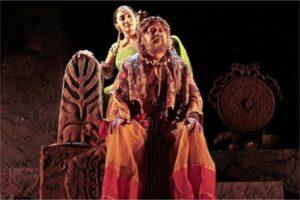 "Rangapat Theatre 's ""Dharmashoke"""