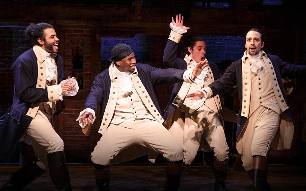 "Alex Nichols' Critique of Smash Musical ""Hamilton"""