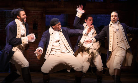 "Why ""Hamilton"" Reminds Us Of The Roots Of British Musical Theatre In Political Activism"