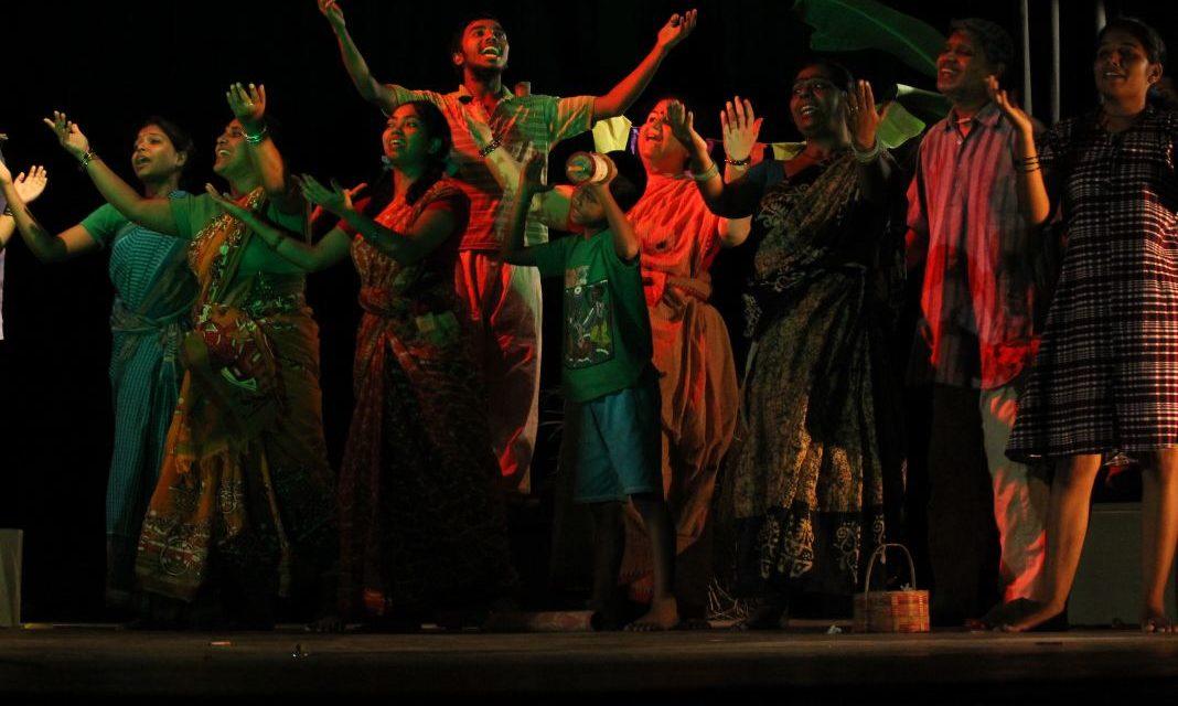 "Partha Pratim Mitra's ""Pot Pot Potuya"": The Culture Within a Cultural Framework"
