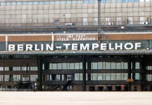 164 Feet Field Elevation. Berlin - Tempelhof.