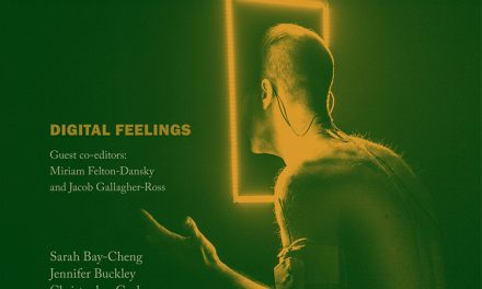 Digital Feelings Erupt in Theater
