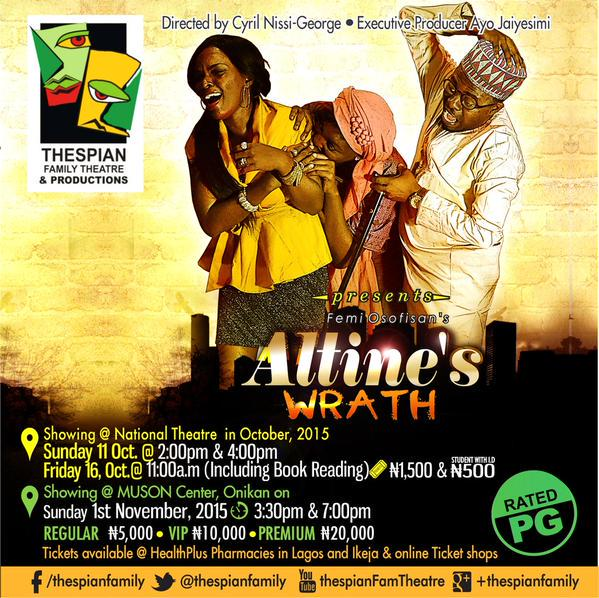 Altine-poster