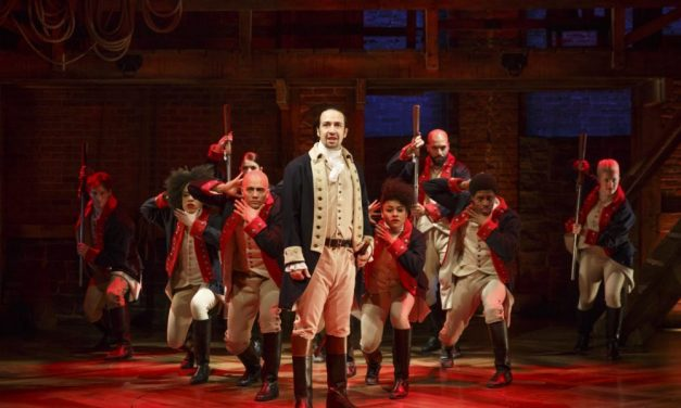 "Dramaturgy of the Duels in Lin-Manuel Miranda's ""Hamilton"""