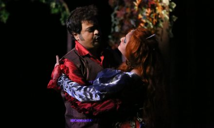 """The Merchant of Venice"" at Tapan Theatre in Kolkata"