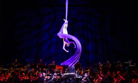 Sequins and Symphonies: How Opera Ran Away With the Circus