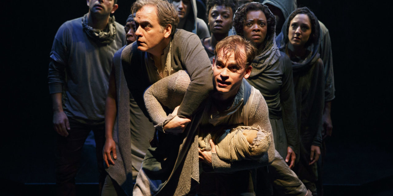 "Olivier Kemeid's ""The Aeneid"" at Stratford Festival"