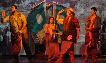 """Brecht's """"Mother Courage"""" at Cairo's Miami Theatre"""