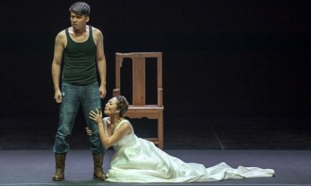 "Chinese ""Thunderstorm"" Brings a Haunting Past to Egypt's Contemporary Theatre Festival"