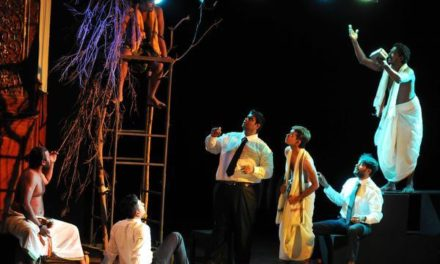 """Vandichodai"" – The Concluding Play of The Hindu Theatre Fest"