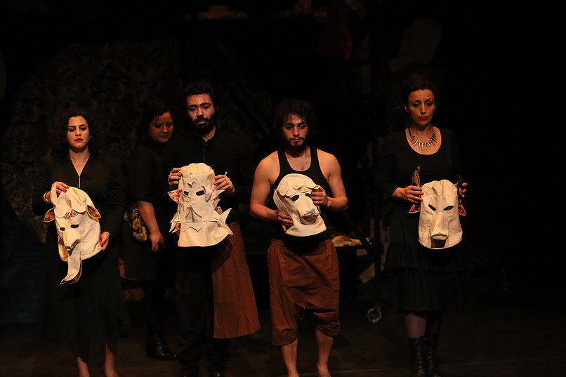 The 23rd Cairo International Festival for Contemporary and Experimental Theatre