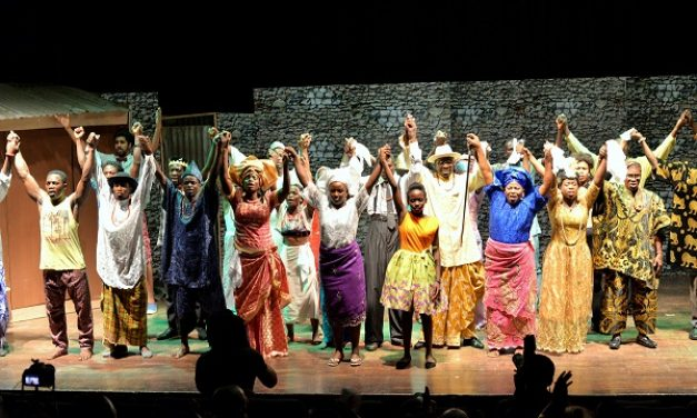 """Loud Whispers"" Stage Play: New Hope for Nigerian Theatre"