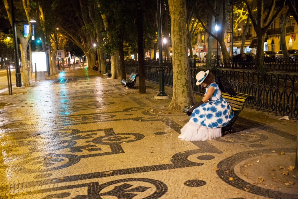 This is my city and I want to live in it, by Joana Craveiro / Teatro do Vestido. Photo Credit Filipe Ferreira.