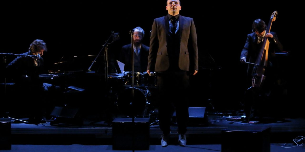 """(Dis)Individuation: (Dis)Concert for Bernard Stiegler"" at The Carlos Alberto Theatre"