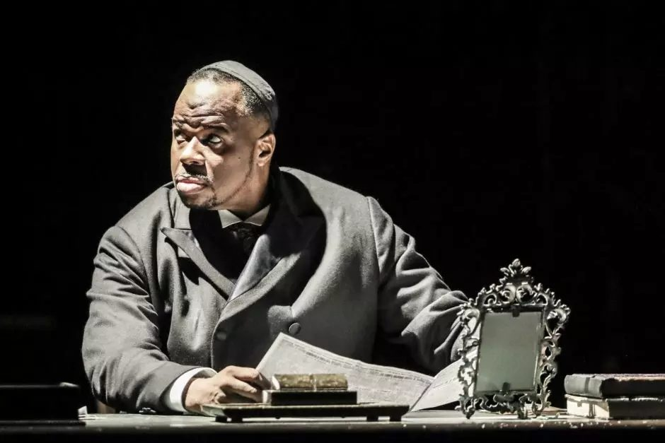 """""""The Merchant of Venice"""" Opera That's Been 55 Years in the Making"""