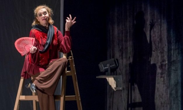 "Picasso's Muse Jacqueline Resurrected in ""Last Night in Madrid"" by Moldovan Troupe"