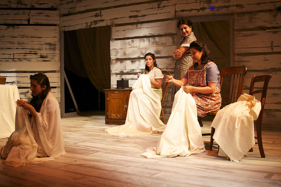 """A Mexican Trilogy: An American Story"" at The Los Angeles Theatre Center"