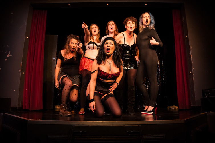 Sex Worker's Opera by Experimental Experience Theatre Company. Press photo.
