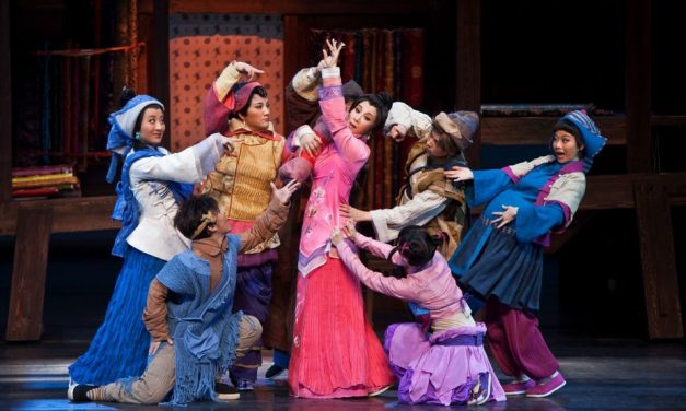 From China With Love: Tang Xianzu was the Shakespeare of the Orient