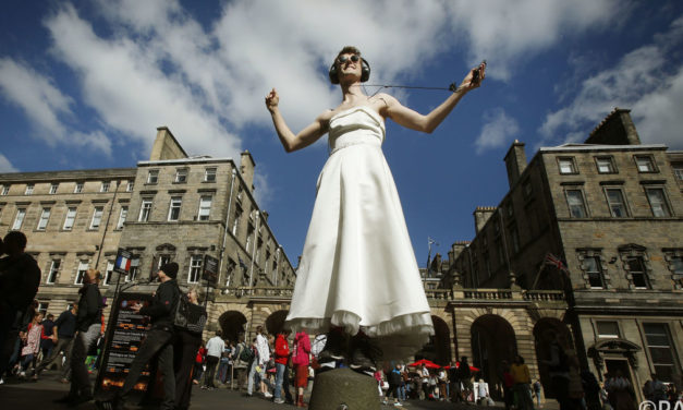Edinburgh Festivals: How They Became the World's Biggest Arts Event