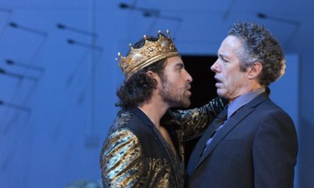 "Marlowe's ""Edward II"" at Melbourne's Malthouse Theatre"