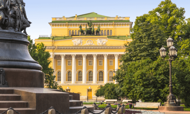 The Alexandrinsky Theater: Still Pushing Cultural Boundaries at 260