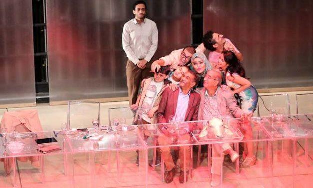"""Ahmed El-Attar's """"The Last Supper"""" Returns to Cairo's Falaki Theatre"""