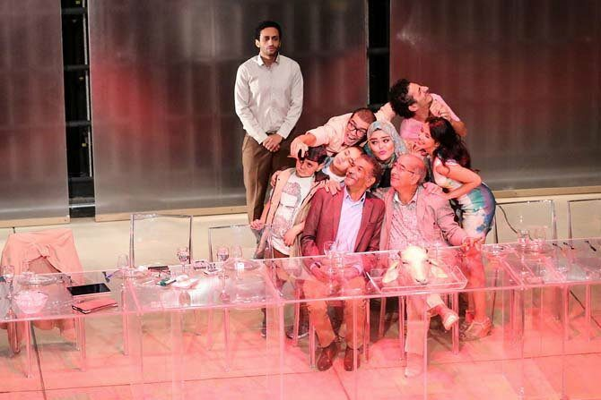 "Ahmed El-Attar's ""The Last Supper"" Returns to Cairo's Falaki Theatre"
