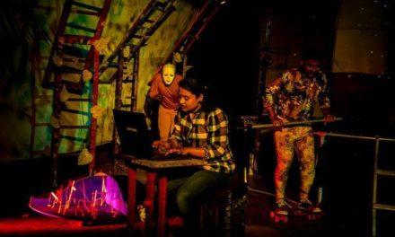 """On a Quest in a Virtual World: """"Avataar"""" by Nireeksha Women's Theatre"""