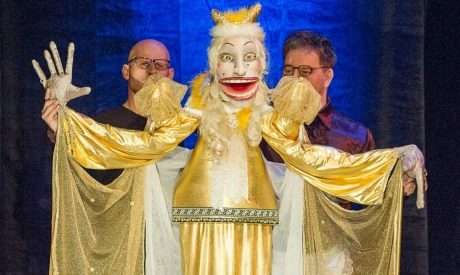 """""""Moliere"""" by Polish Troupe To Be Staged in Cairo"""
