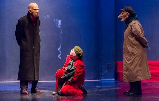 Iraqi-Swedish Theatre Director Anmar Taha Explores Nightmares, Searches for Peace