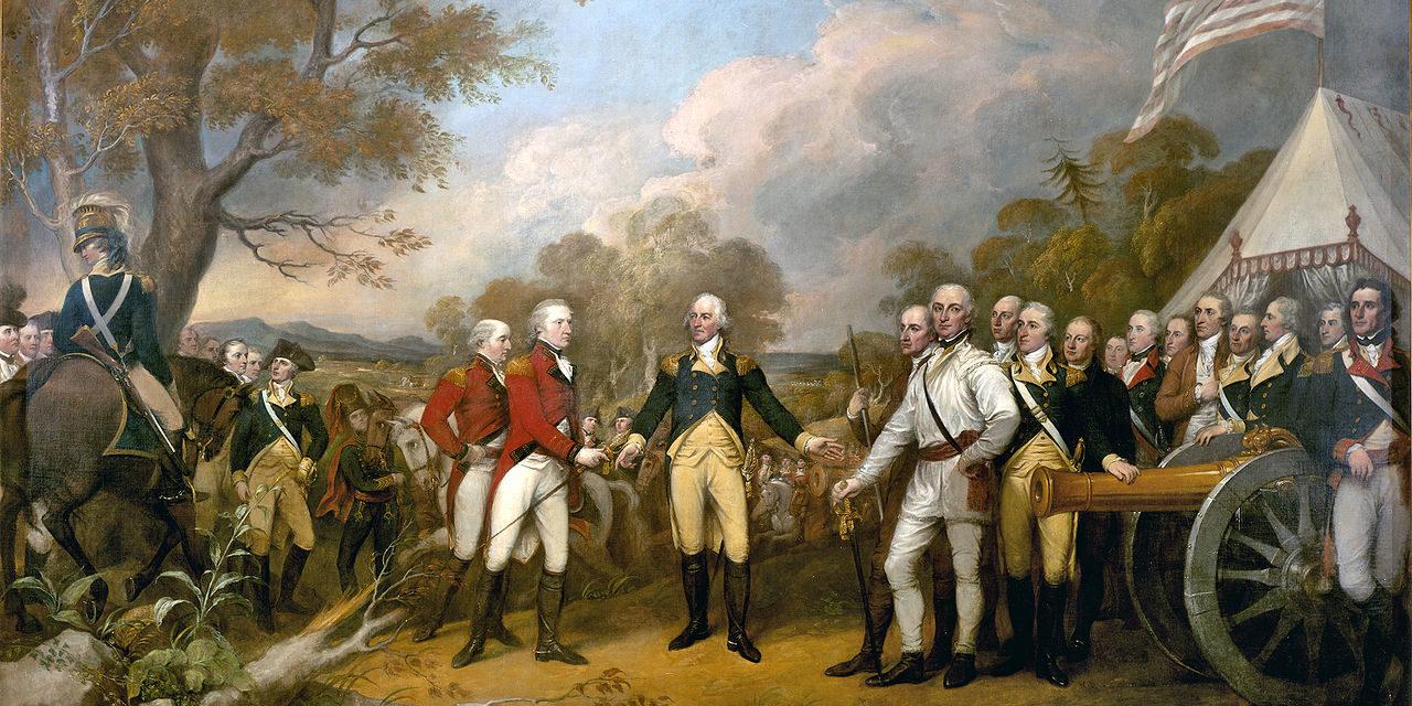 Theatre Wins American Revolution -October 17, 1777