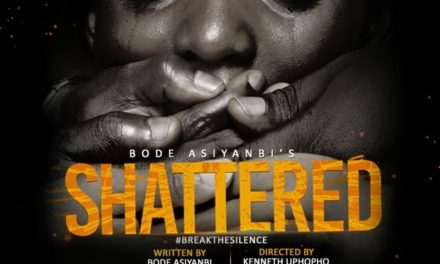 "PAWSTUDIOS Presents ""Shattered"" in Honour of International Day for The Girl Child"