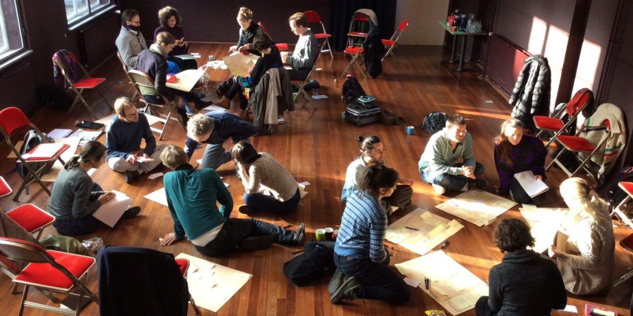 Dramaturgical Practice –  Some Thoughts On Working On Actions in Performance