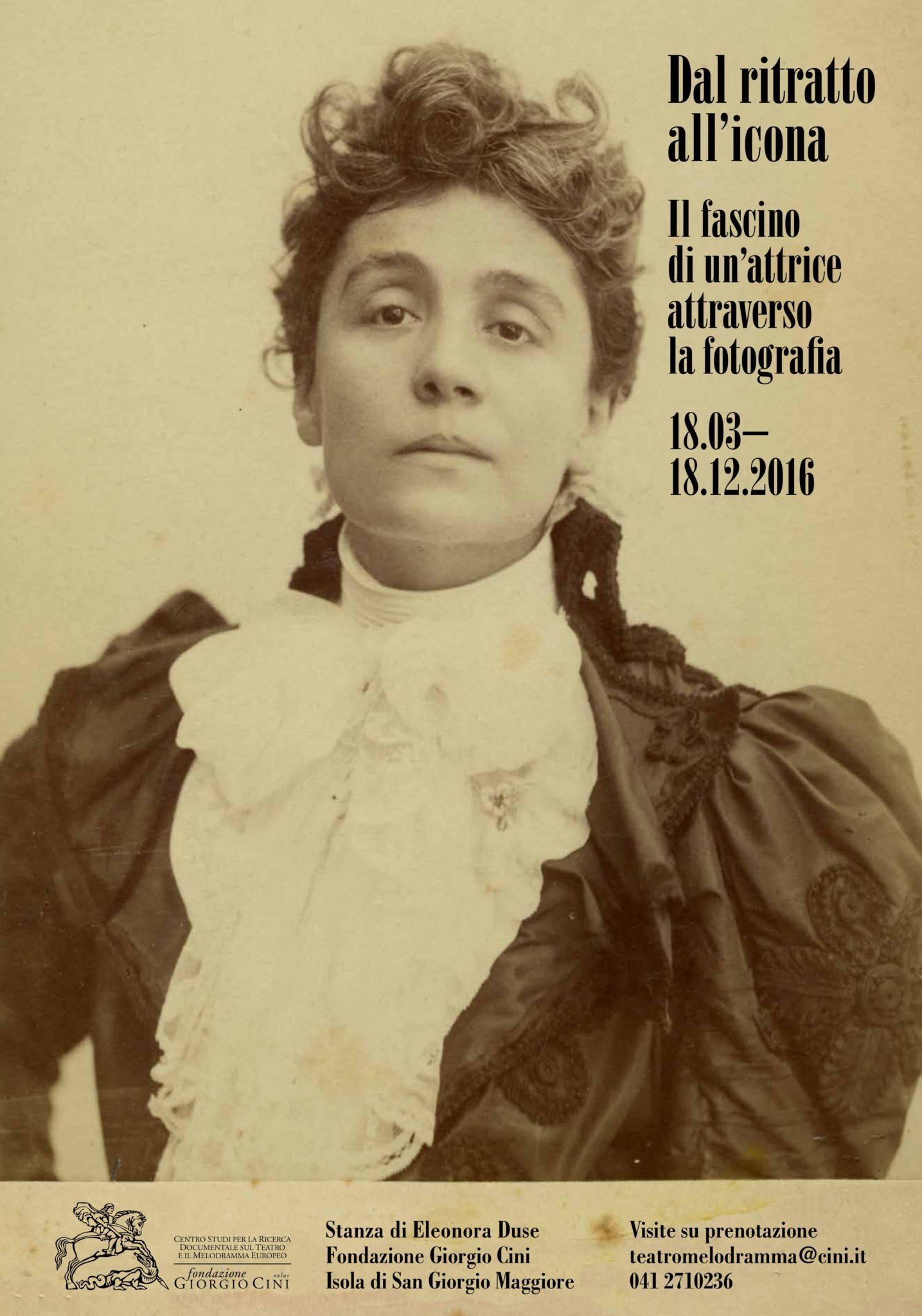 Eleonora Duse (1858?924)