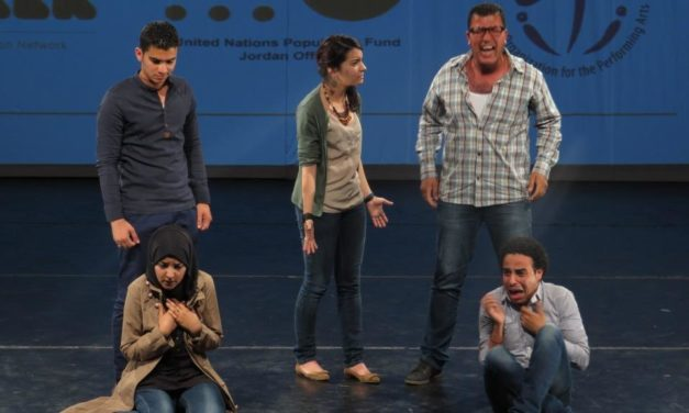 Jordan's National Center for Culture and Arts: Defying Stereotypes, Leading Cultural and Artistic Dialogue for Social Change in The Middle East