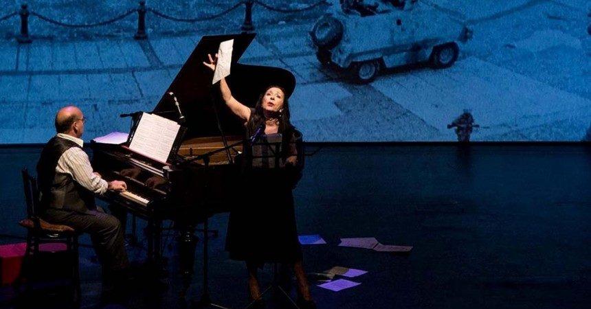 """Performance and Remembering in Cusco: """"De pie sobre el espejo"""" (2005) by Grupo Impulso de Teatro"""