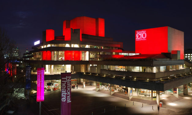 National Theatre Asks Actors Over-80 to Improvise Play Without Script