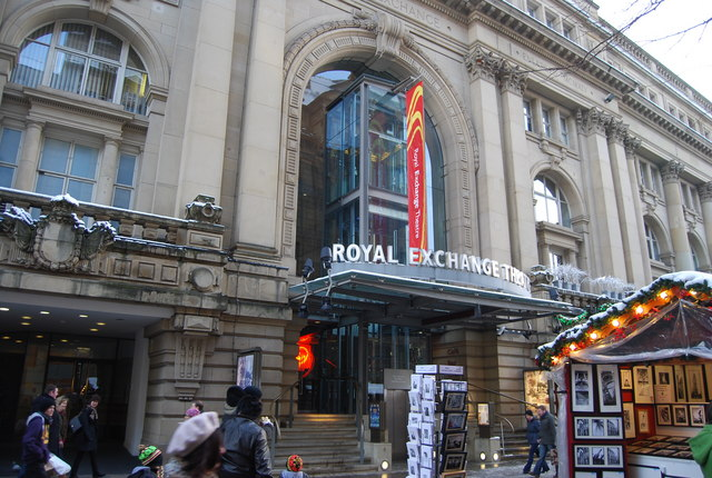 Royal Exchange Theatre. Press photo