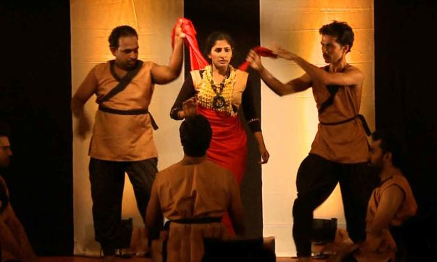 """Kimartham Draupathy"" A Play About Everywoman"