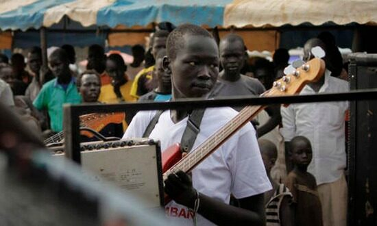 South Sudan Artists Protest Civil War With Street Performances And Other Art