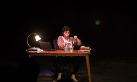 """""""Ordinary People"""": One-Woman Play Explores Memory and Loss, Death and Disappearance"""